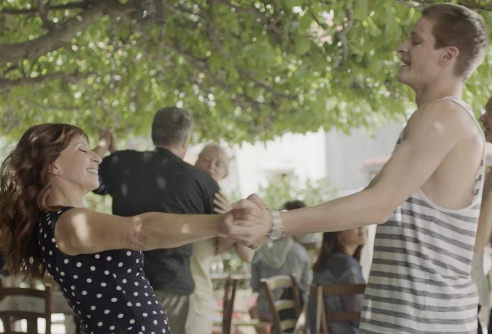 Isabelle - Ariane Ascaride e Samuele Vessio sono rispettivamente Isabelle e Davide