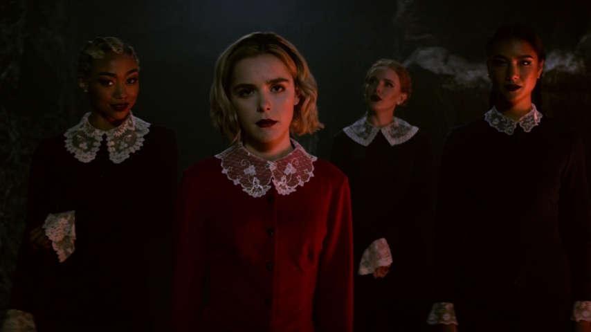 Le terrificanti avventure di Sabrina - Kiernan Shipka