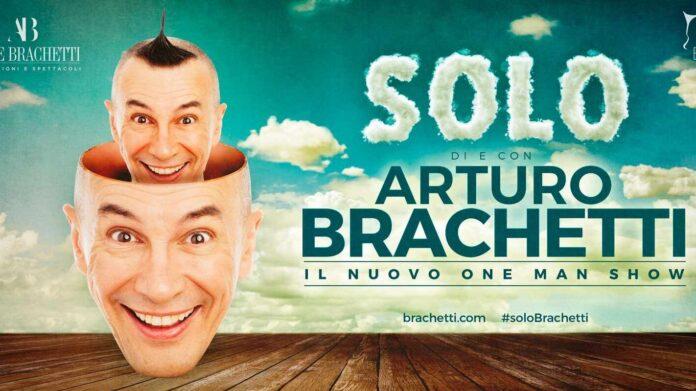 Locandina Solo - Arturo Brachetti