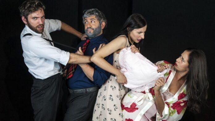 Lui e Lei - Matteo Tanganelli, Jacopo Bezzi, Monica Belardinelli, Veronica Rivolta