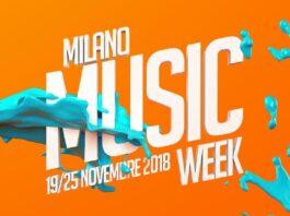 Milano Music Week 2018 - banner