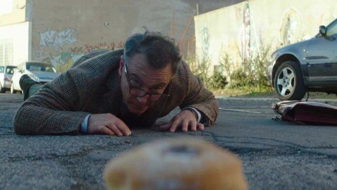 Nevermind-Paolo Sassanelli in una scena