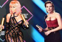 Nicki Minaj People's Choice Award
