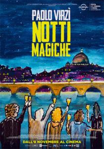 Notte magiche locandina