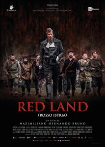 Red Land (Rosso Istria) - locandina
