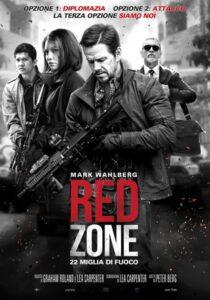 Red Zone - 22 miglia di fuoco - locandina