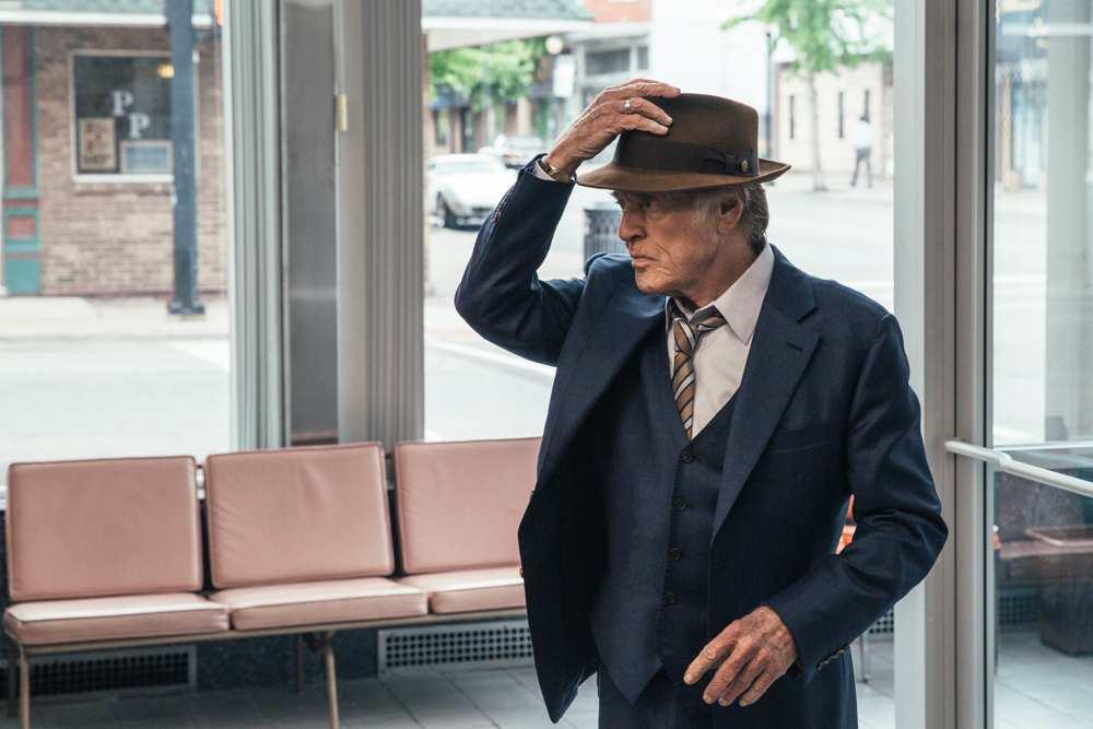 Old Man & The Gun - Robert Redford