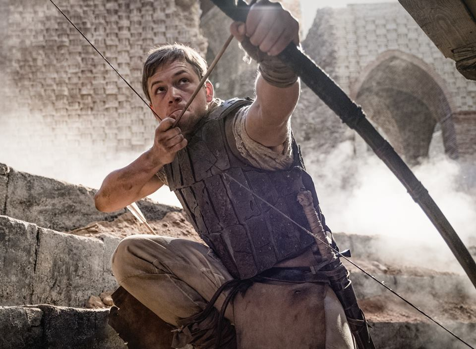 Robin Hood - L'origine della leggenda - Taron Egerton