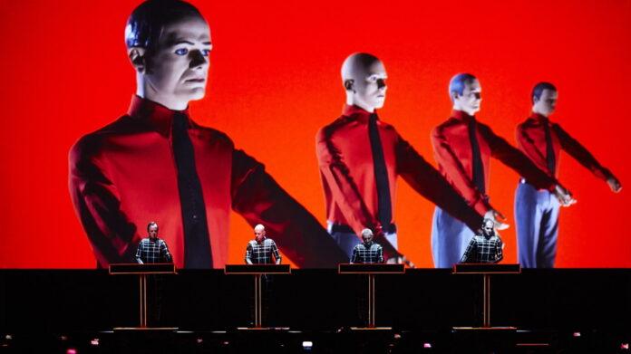 Rock in Roma 2019 Kraftwerk