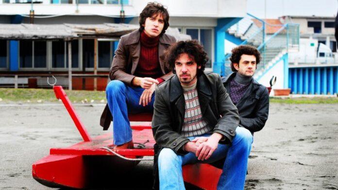 Romanzo Criminale serie Sky Originals - Alessandro Roja, Francesco Montanari, Vinicio Marchioni
