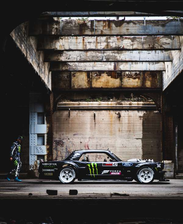 The Gymkhana Files - Ken Block
