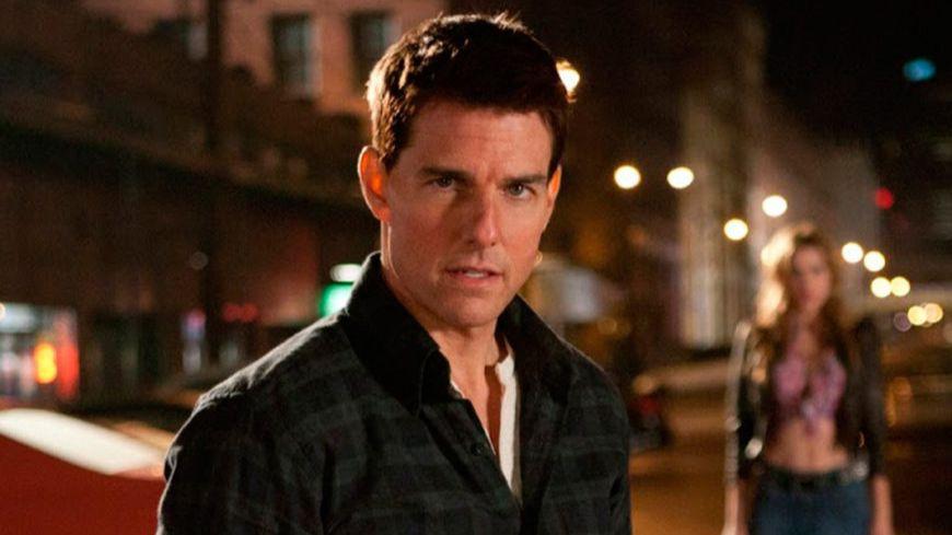 Tom Cruise nei panni di Jack Reacher