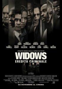 Widows - Eredità criminale - locandina