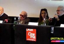 Conversazione su Tiresia - conferenza stampa Andrea Camilleri