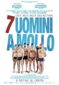 7 uomini a mollo - locandina