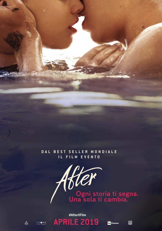 After - Teaser poster