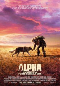Alpha - Un'amicizia forte come la vita - locandina