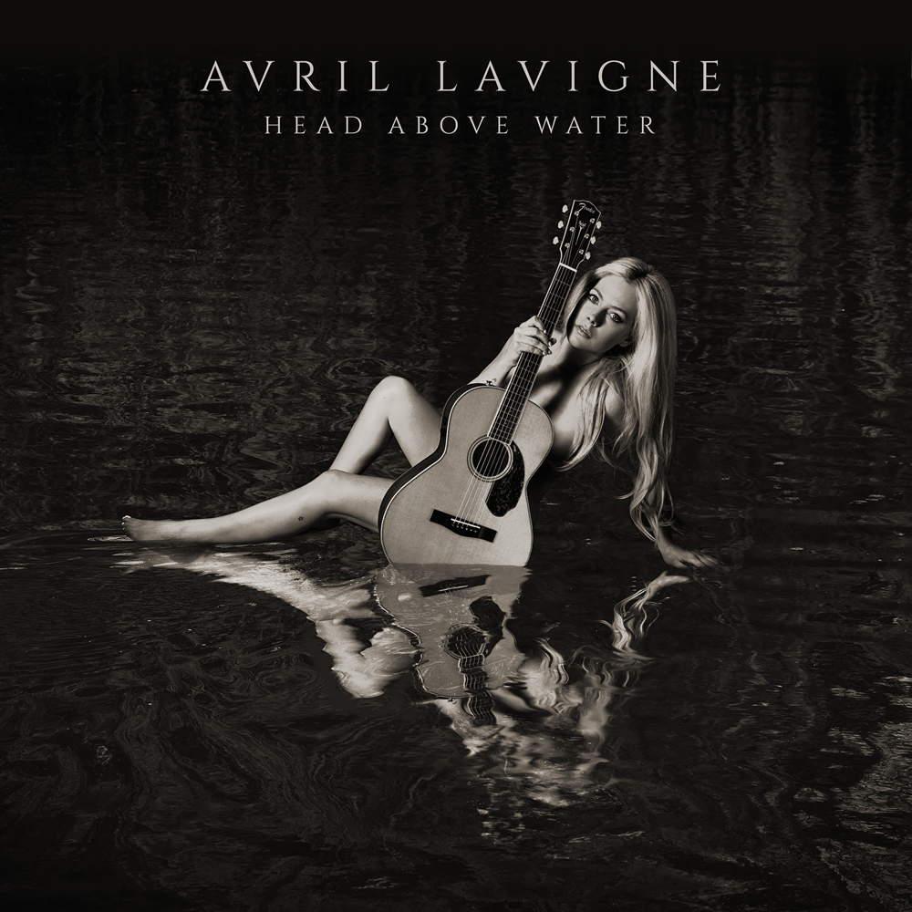 Avril Lavigne Head Above Water cover