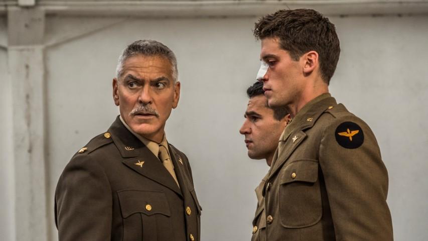 Catch-22 - George Clooney e Christopher Abbott
