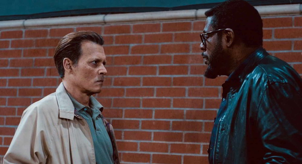 City Of Lies - l'ora della verità - Johnny Depp e Forest Whitaker