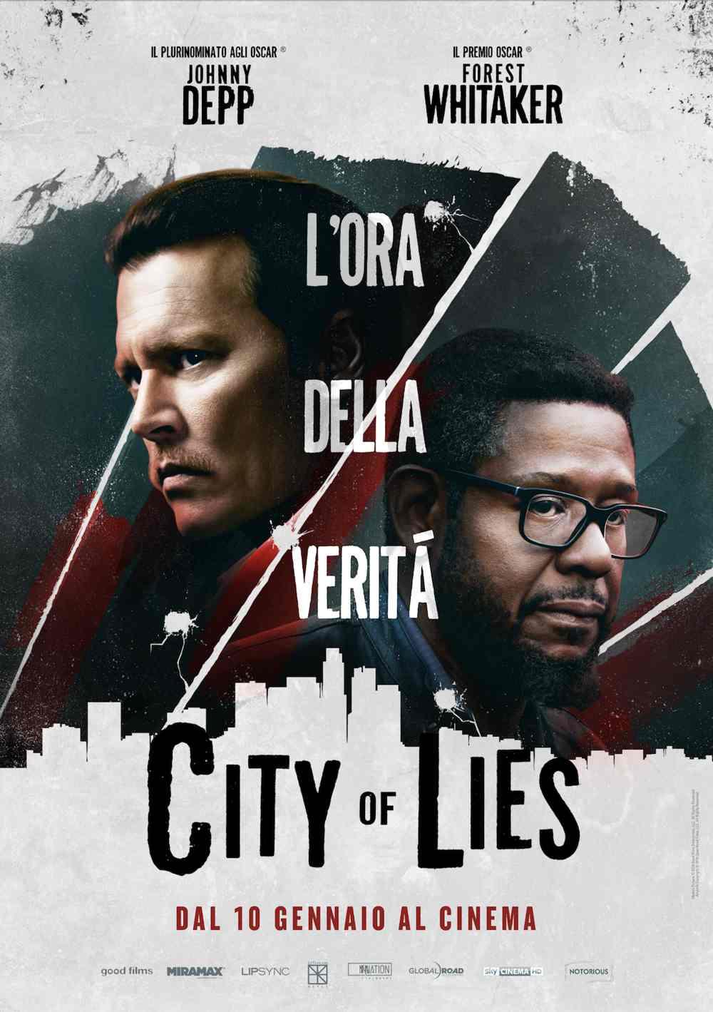 City of Lies – L'ora della verità