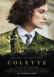 Colette - locandina