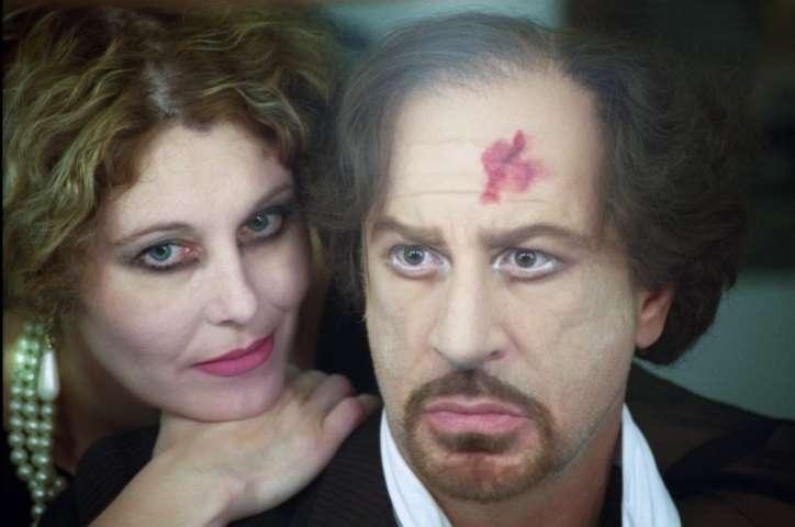 Il berretto a sonagli - Marina Biondi e Sebastiano Lo Monaco