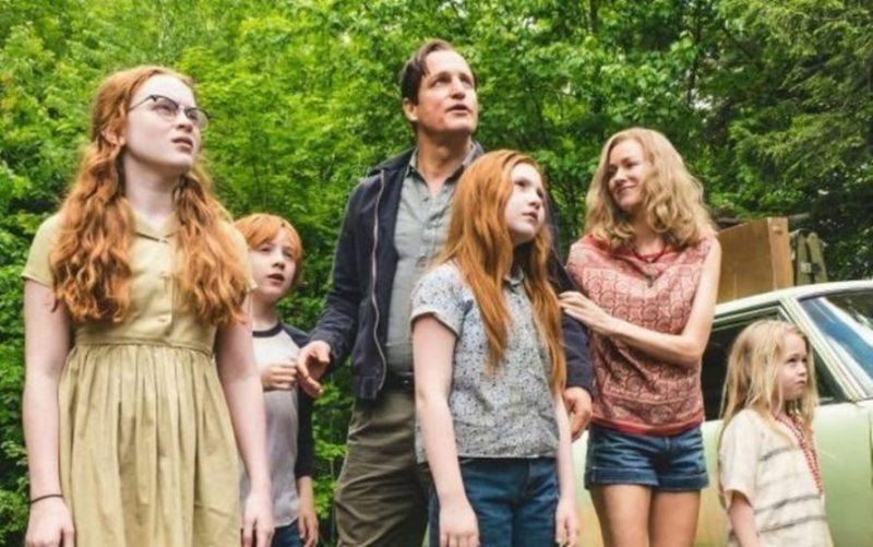 Il castello di vetro - Woody Harrelson e Naomi Watts sono gli strampalati genitori della famiglia Walls