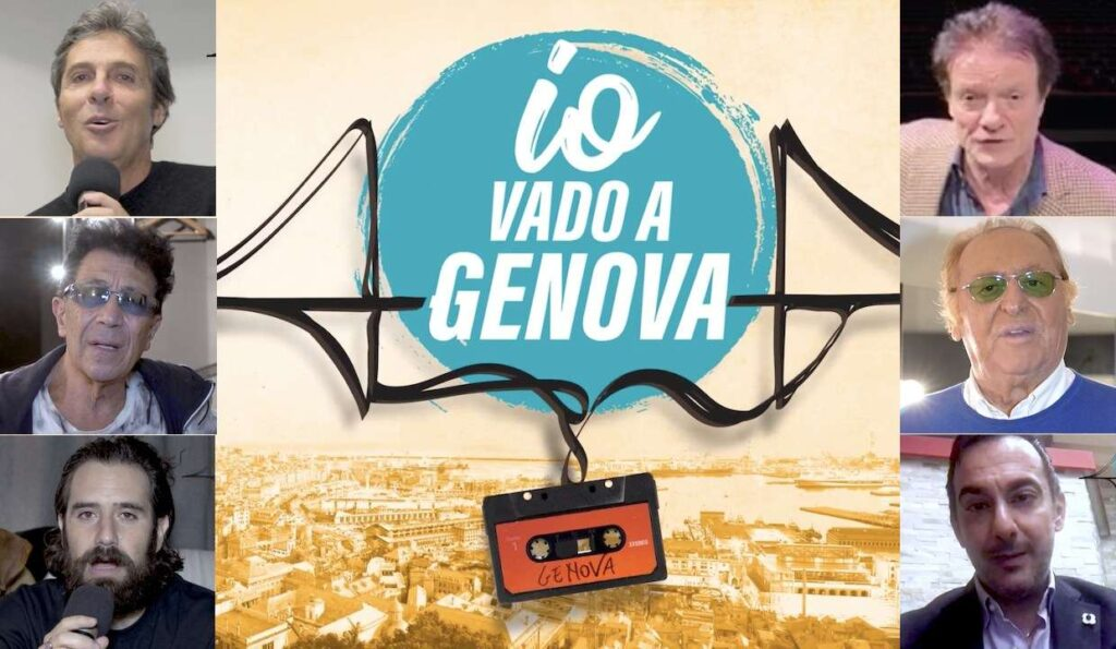 Io vado a Genova