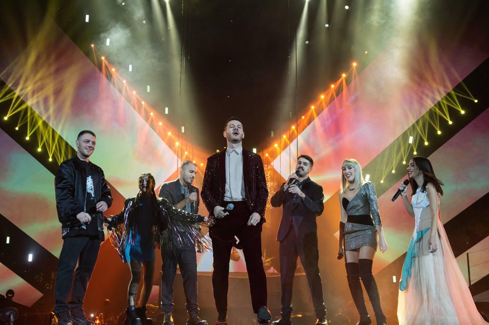 La finale di X Factor 12
