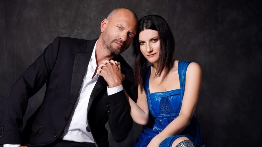 Laura Pausini e Biagio Antonacci_foto di Cosimo Buccolieri (4)