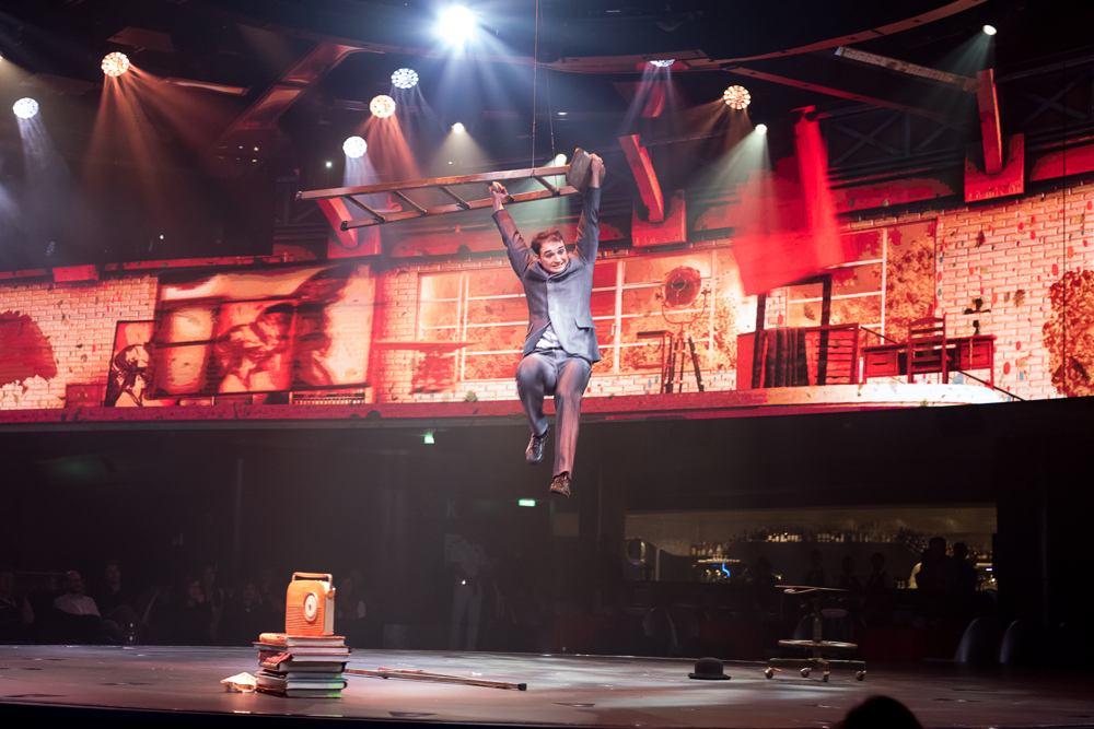 MSC Crociere e Cirque du Soleil