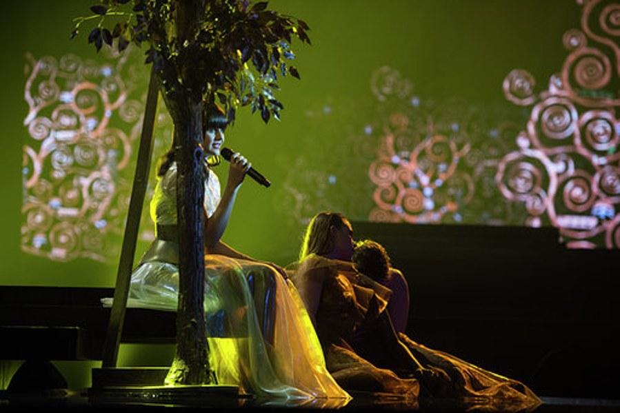 Martina Attili - seminfinale X Factor