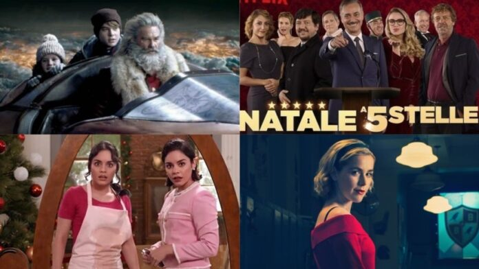 Netflix - Natale cinema serie Tv