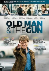 Old Man & The Gun - locandina