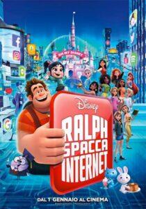 Ralph spacca Internet - locandina