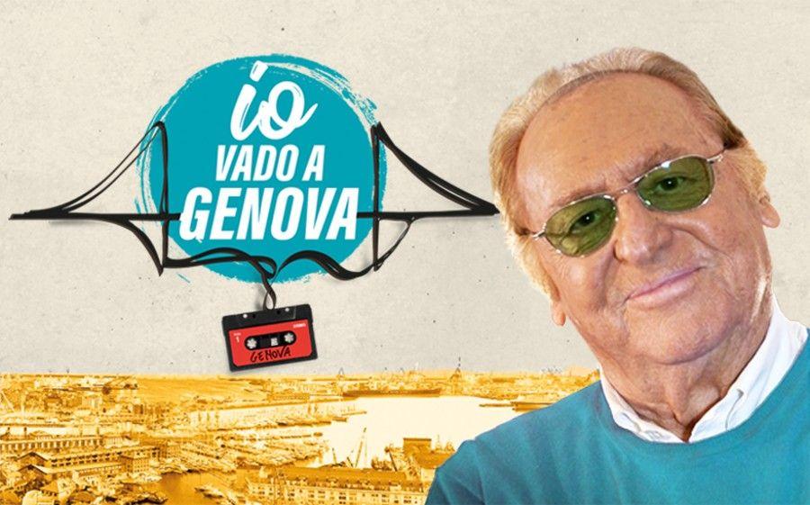 Renzo Arbore - Io vado a Genova
