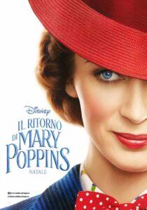 Il ritorno di Mary Poppins - locandina