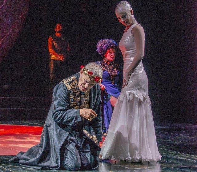 Salomè - Eros Pagni e Gaia Aprea