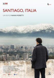 Santiago, Italia - locandina