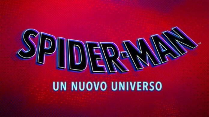Spider-Man-un nuovo universo - poster