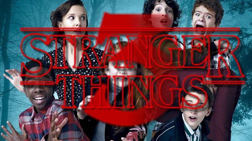 Stranger Things - Logo