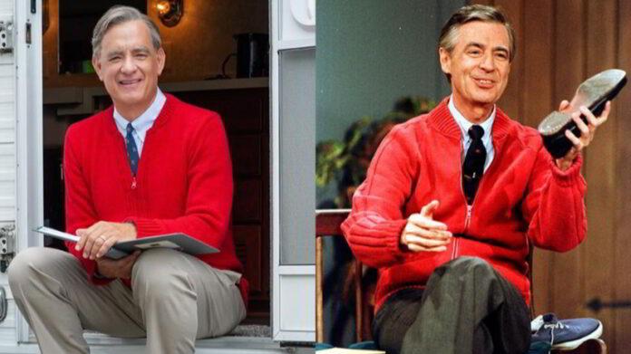 Tom Hanks è Mr Rogers