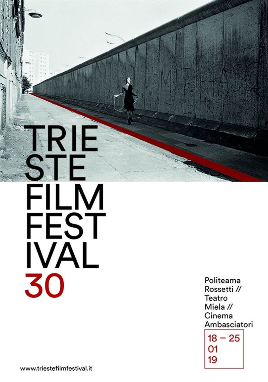 Trieste Film Festival locandina