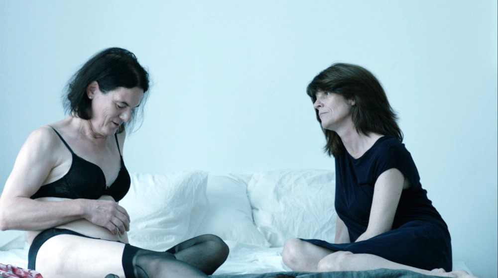 Una scena del film Touch Me Not di Adina Pintilie