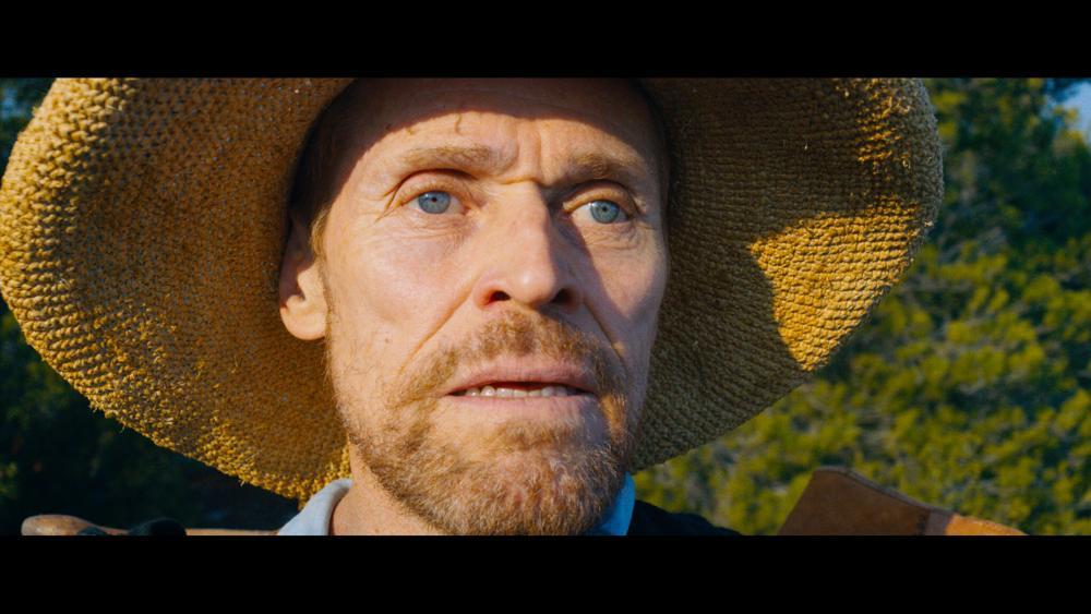 Willem Dafoe in Van Gogh - Sulla soglia dell'eternità