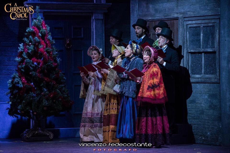 Uno scatto da A Christmas Carol