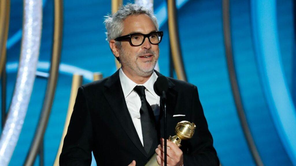 Alfonso Cuarón - Golden Globe 2019