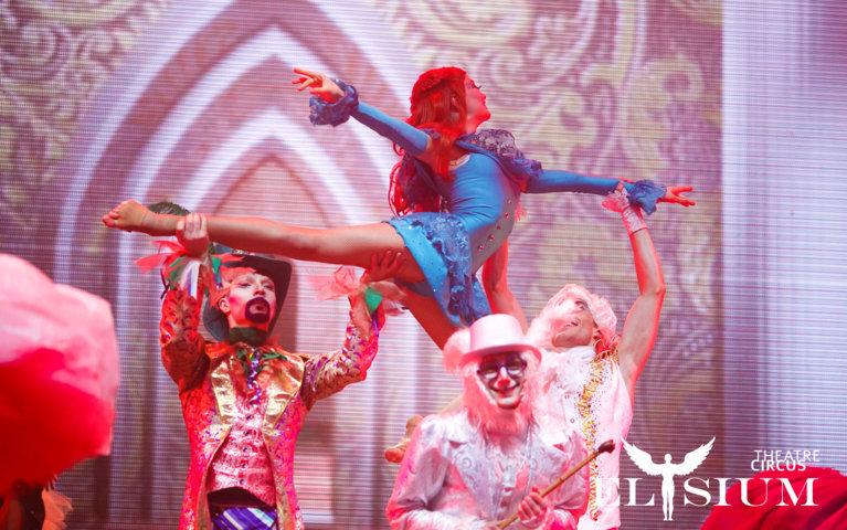 Alice in Wonderland - Circus-Theatre Elysium