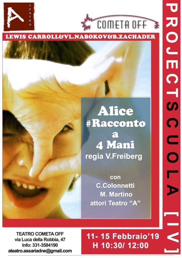 Alice nel Paese delle meraviglie - Locandina